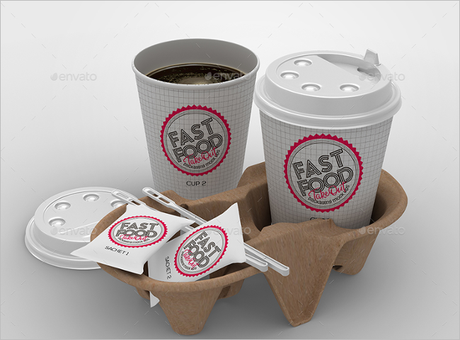 Carrier Food Box Design