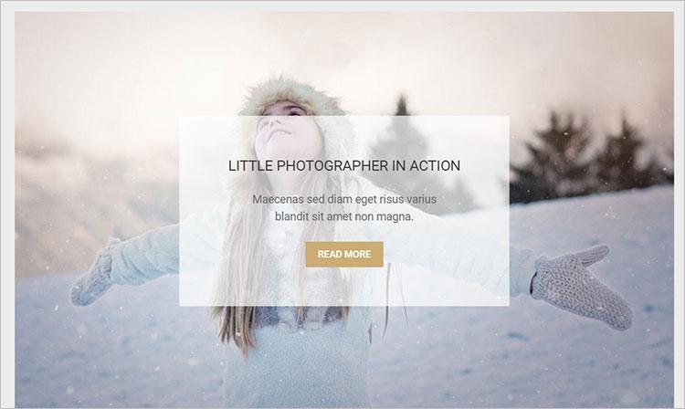Coolart Photography Theme Templates