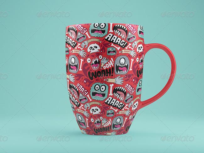 Create a realistic Cups