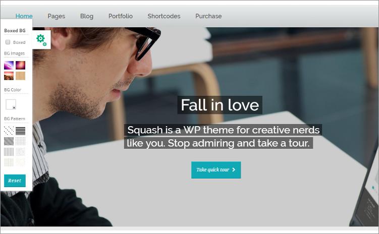 Creative law firm WordPress templates