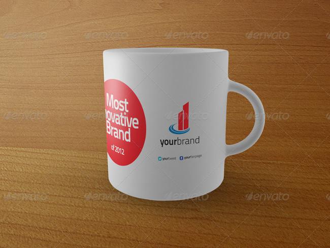 Cup - Mug Mock-ups