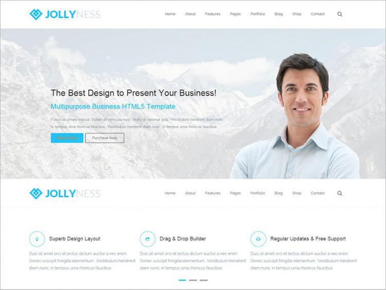 E-Commerce Drag & Drop Drupal Templates
