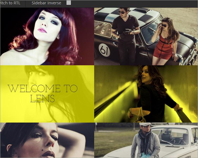 Enjoyable Photography WordPress Theme