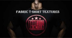 Best Collection Of Fabric T-Shirt Textures