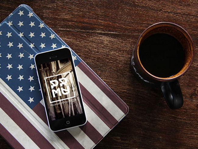 Free PSD Coffee Cup Mockups Collections