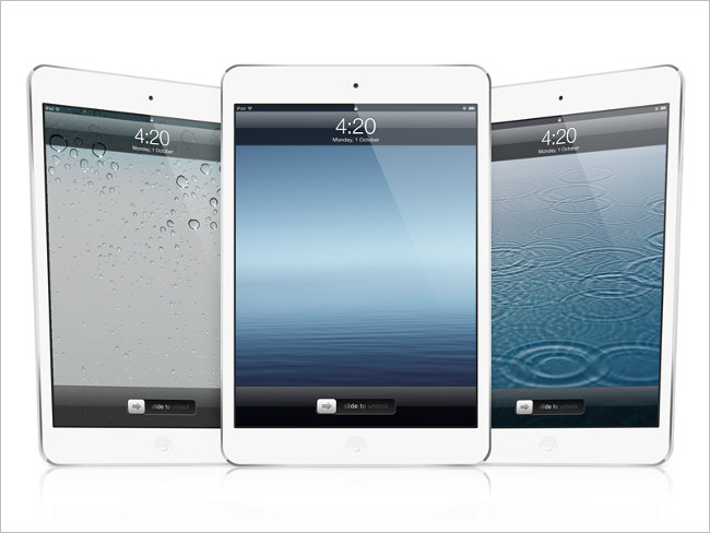 Free iPad Mini PSD