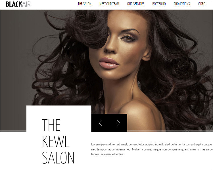 Health & Beauty WordPress Templates