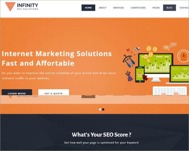 High Performance WordPress SEO Theme