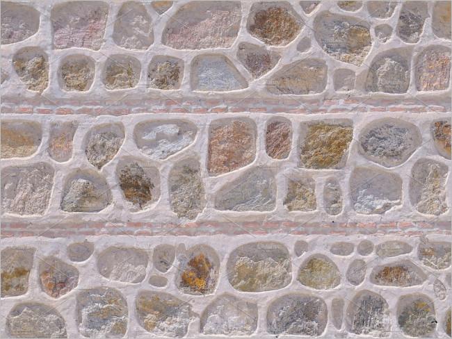 Illustrator Stone Wall Texture