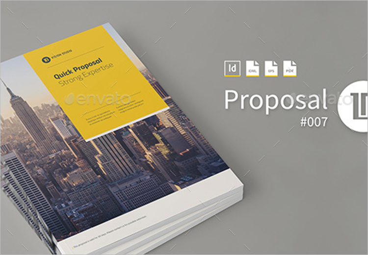 Job Proposal Contract Template