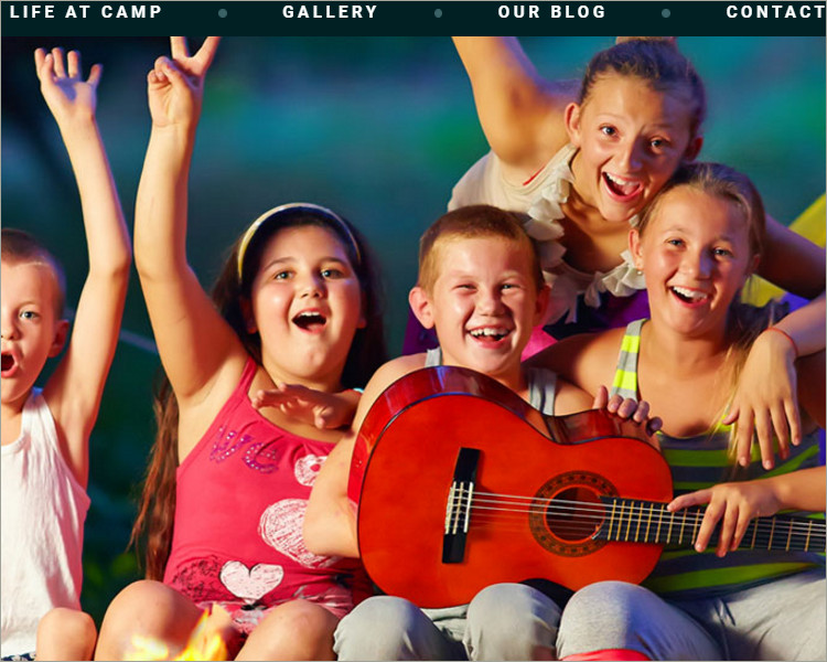 Kids Summer Camps WordPress Theme