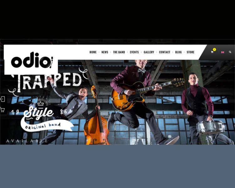 Music WordPress Blog Templates