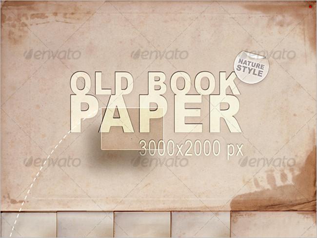 Natural Kraft paper Texture design