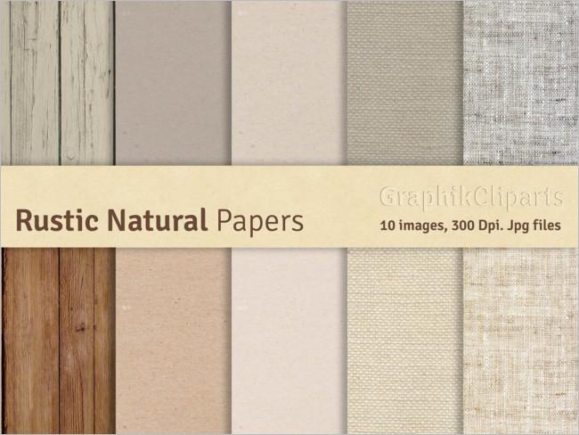 Natural Paper card Texture Design