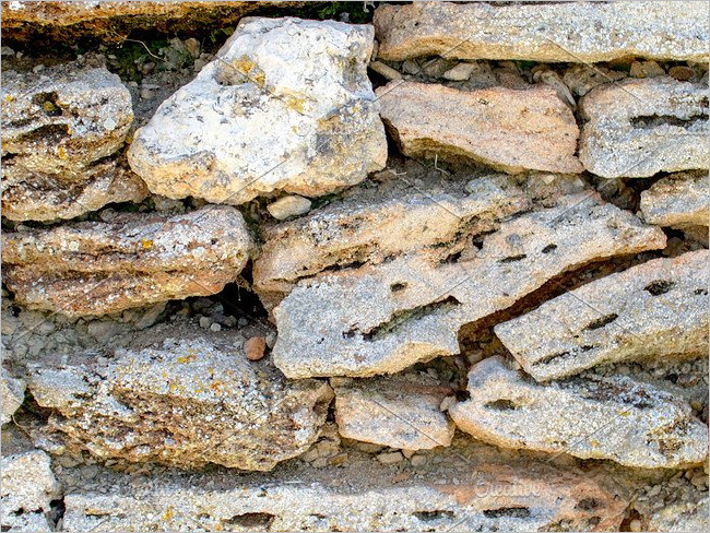 New Stone Wall texture design