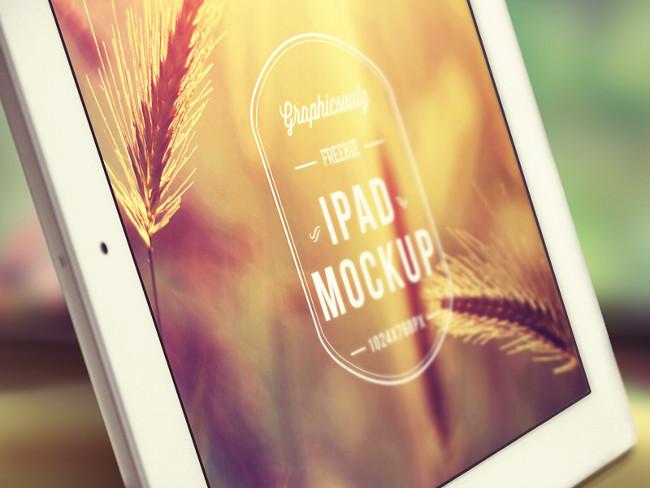 Nexus Tablet Mockup