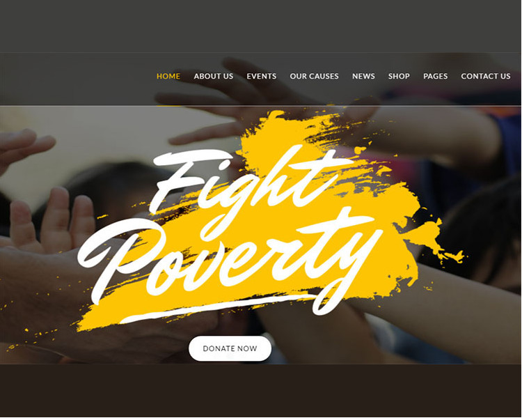NonProfit Auction WordPress Themes