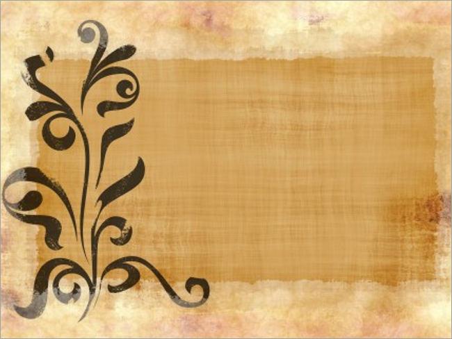 Parchment Background Image
