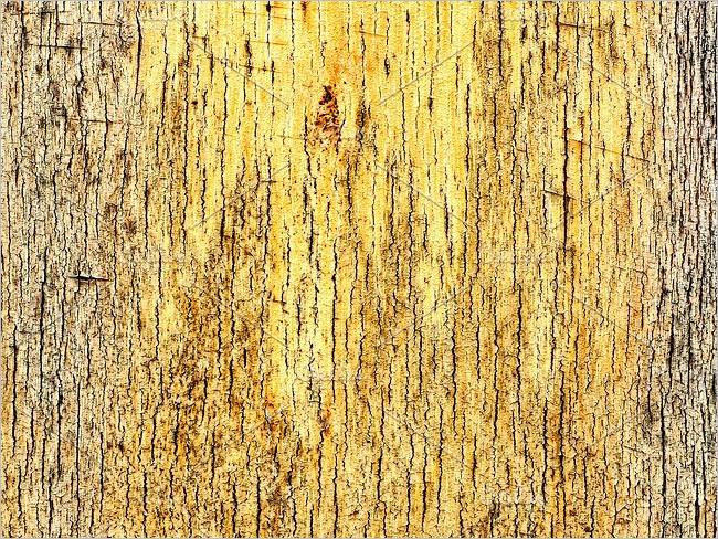 Peeled Wood Finish Texture