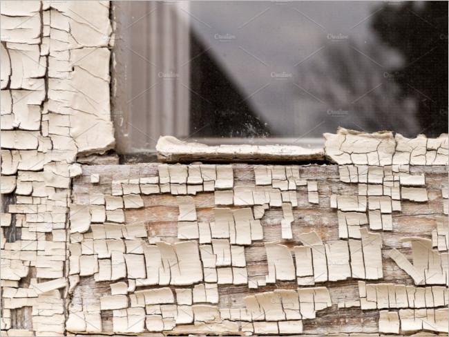 Peeled Wood Paint Texture