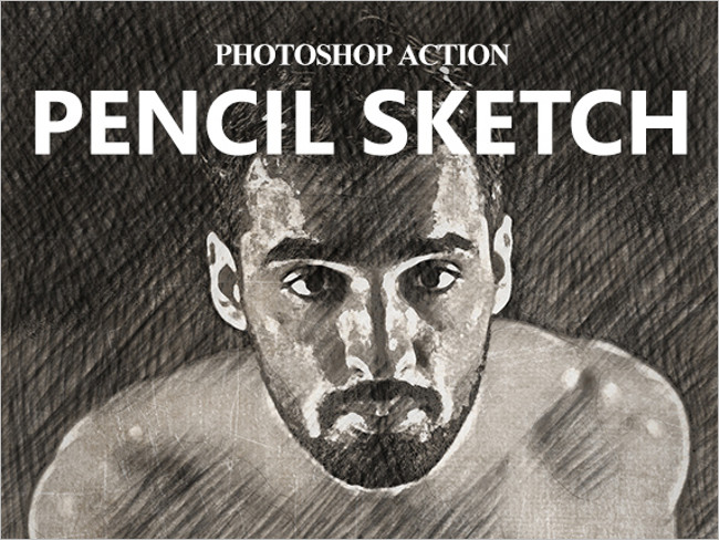 Pencil Sketch In HD