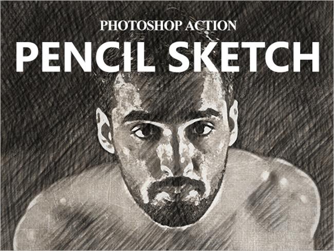 Pencil Sketch In HD
