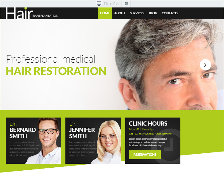 Professional Acupuncture WordPress Theme