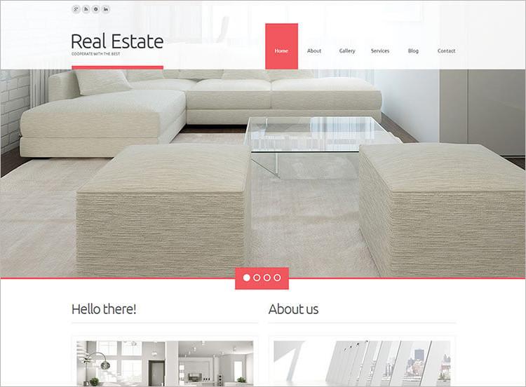 Real Estate Blog Templates