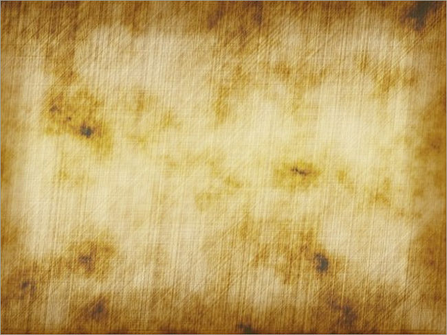 Rough Worn Parchment Background Texture