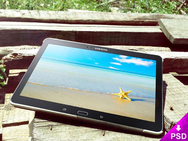 Samsung Galaxy Tab 5 Freebie