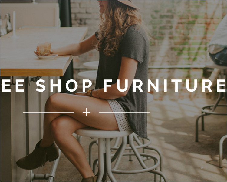 Shop Furniture Bootstrap Template