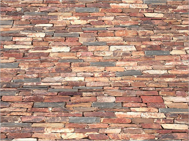 Smooth Stone Wall Texture Design