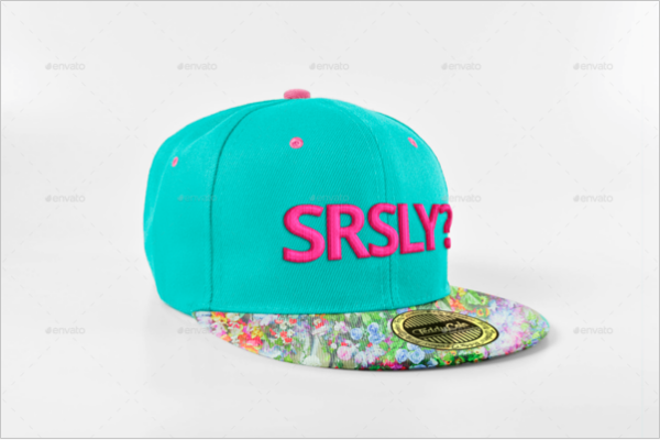 SnapBack Cup Mock Up