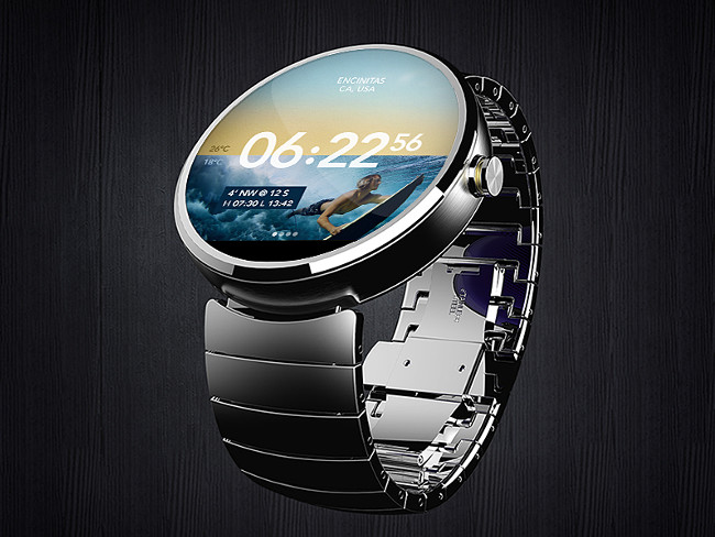 Surfwatch Android Wear
