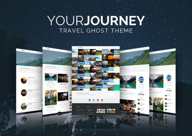Travel Blog Templates