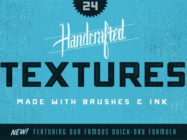 Vintage Halftron Texture Design