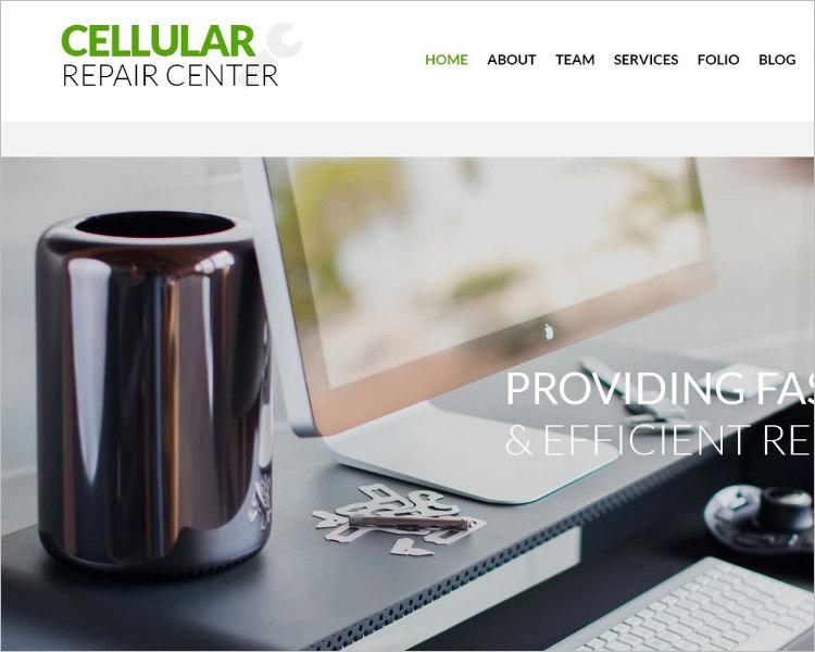 cellular template