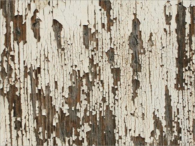 closeup wood paint texture