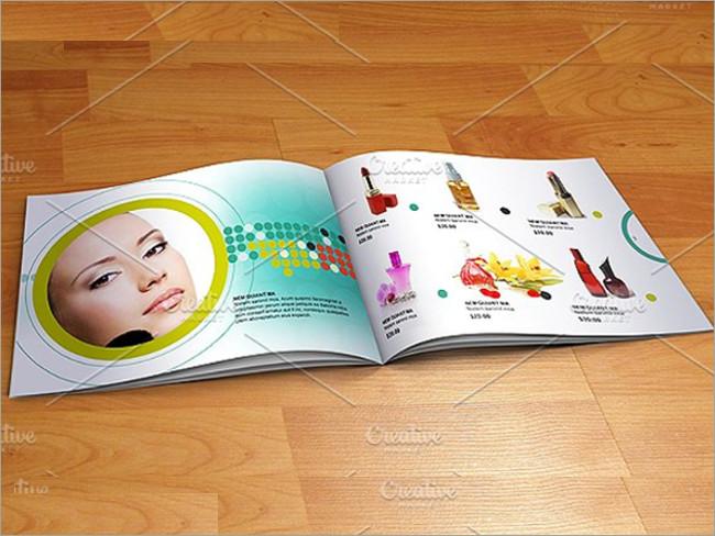 cosmetic brocure template 1
