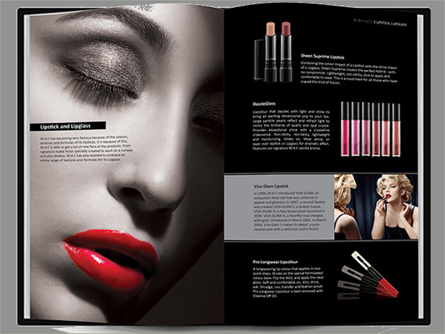 cosmetic brocure template 14