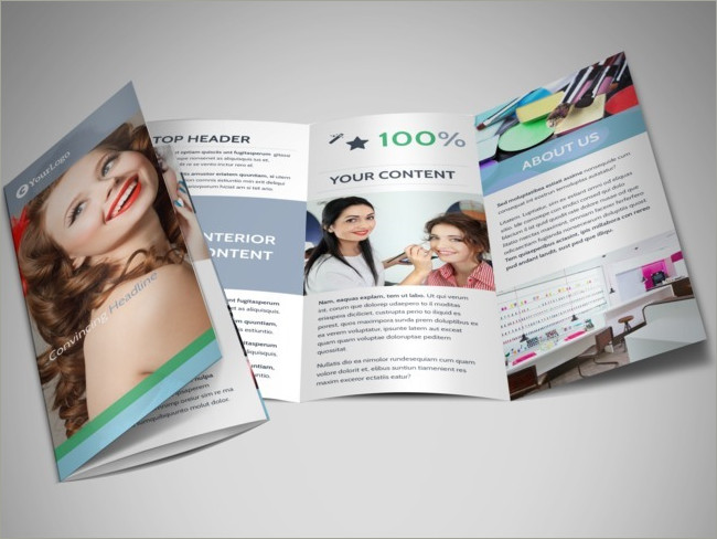 cosmetic brocure template 17