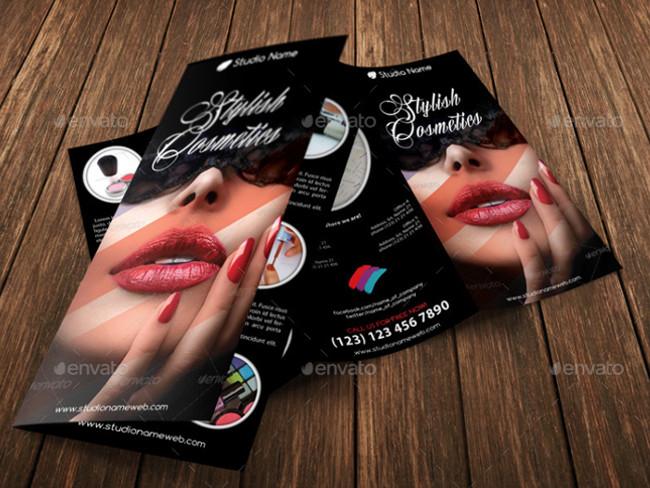 cosmetic brocure template 19