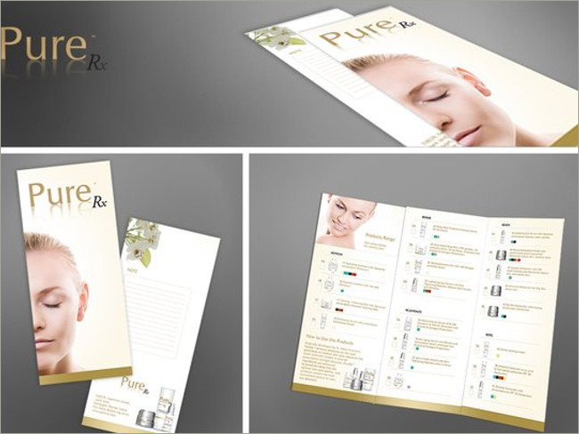 cosmetic brocure template 22