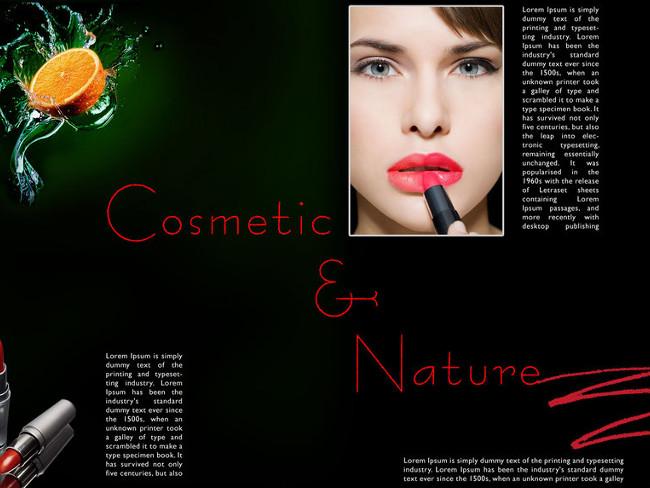 cosmetic brocure template 24
