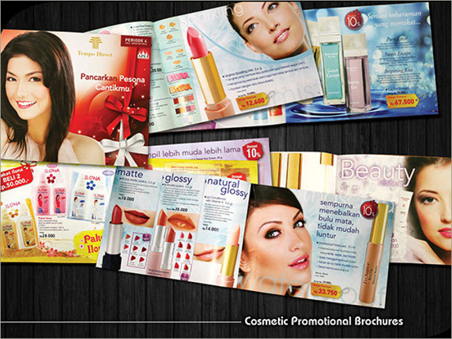 cosmetic brocure template 25