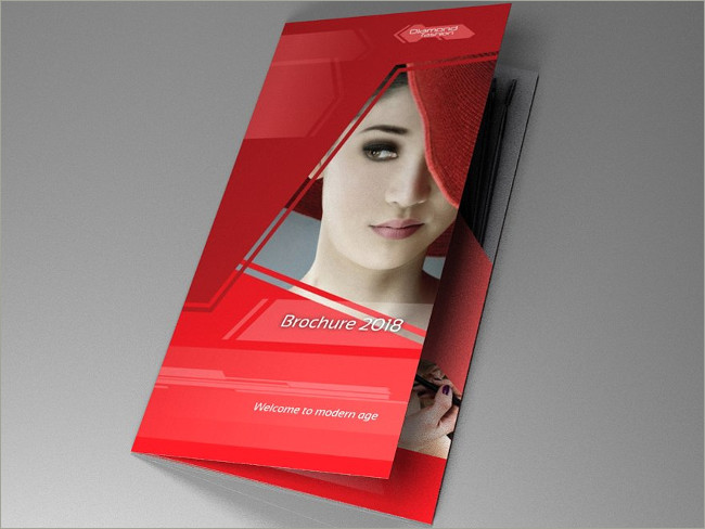 cosmetic brocure template 3