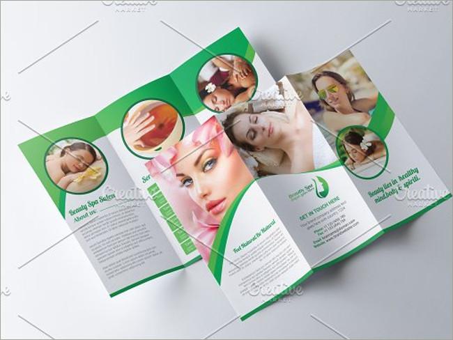 cosmetic brocure template 4