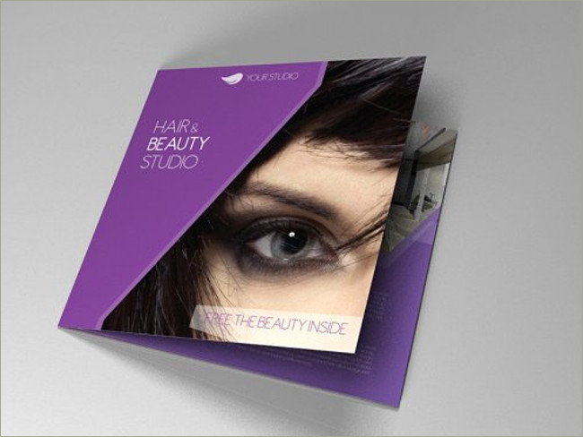 cosmetic brocure template 6