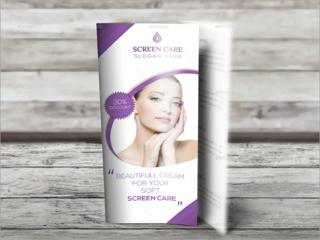 cosmetic brocure template 9