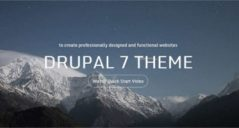 27+ Best Useful Drag & Drop Drupal Themes